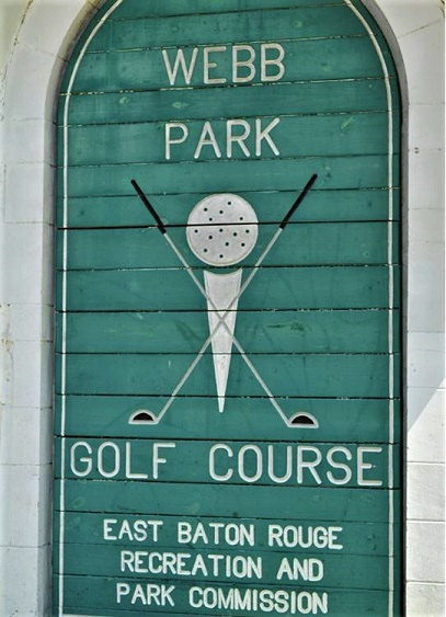 Webb Park Golf Course, Baton Rouge, Louisiana,  - Golf Course Photo