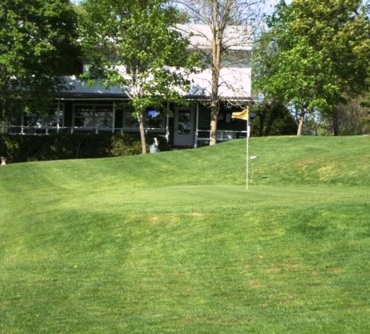Wedgewood Par 3 Golf Course, Fort Edward, New York,  - Golf Course Photo