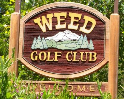 Golf Course Photo, Weed Golf Club, Weed, 96094