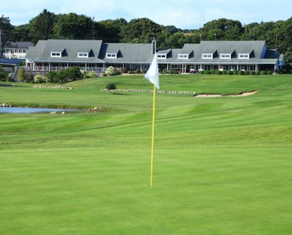 Weekapaug Golf Club,Westerly, Rhode Island,  - Golf Course Photo