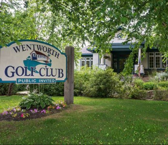 Wentworth Golf Resort,Jackson, New Hampshire,  - Golf Course Photo