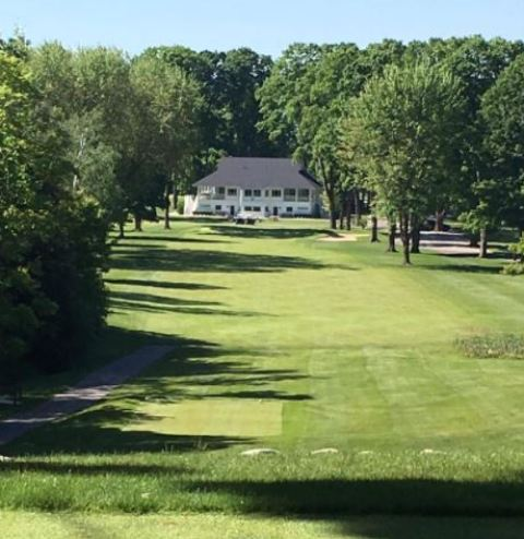 Golf Course Photo, Wequetonsing Golf Club, Harbor Springs, 49740