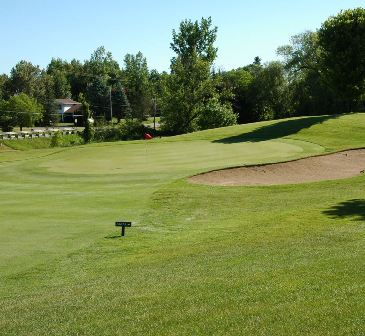 Golf Course Photo, West Branch Country Club, West Branch, 48661