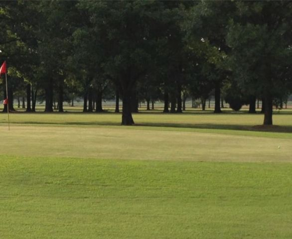 West Helena Municipal Golf Course, Lexa, Arkansas, 72355 - Golf Course Photo