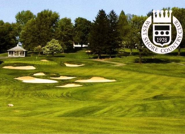 West Shore Country Club,Camp Hill, Pennsylvania,  - Golf Course Photo