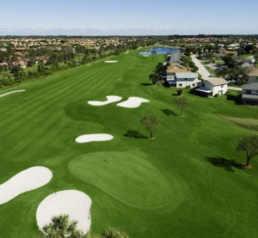 Golf Course Photo, Westchester Golf & Country Club, Regulation Courses, Boynton Beach, 33437