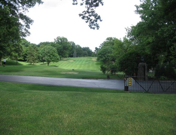 Western Hills Country Club,Cincinnati, Ohio,  - Golf Course Photo