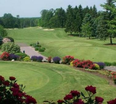 Westfield Country Club, North Course,Westfield Center, Ohio,  - Golf Course Photo