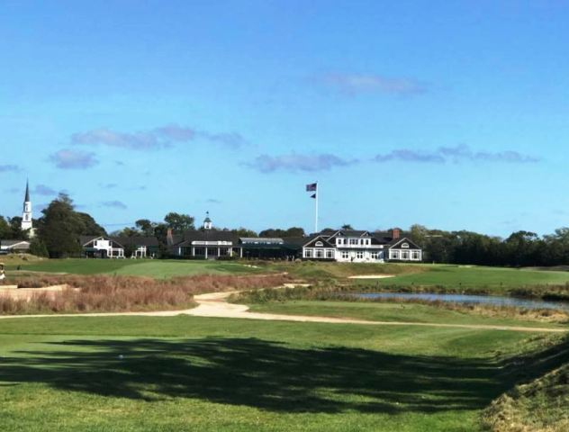 Westhampton Country Club, Westhampton Beach, New York,  - Golf Course Photo