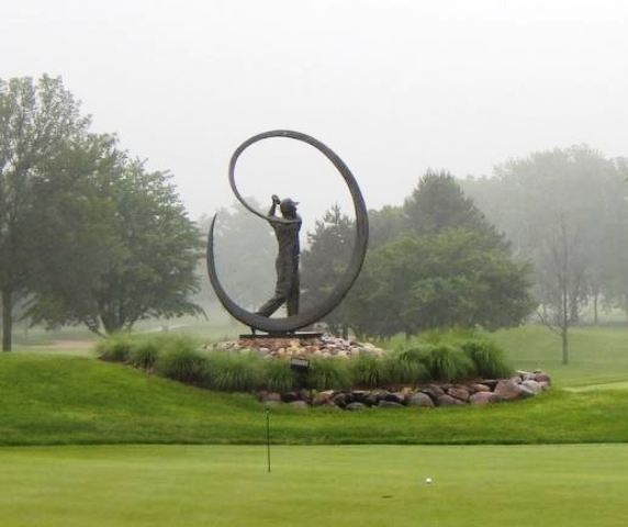 Westmoor Country Club,Brookfield, Wisconsin,  - Golf Course Photo