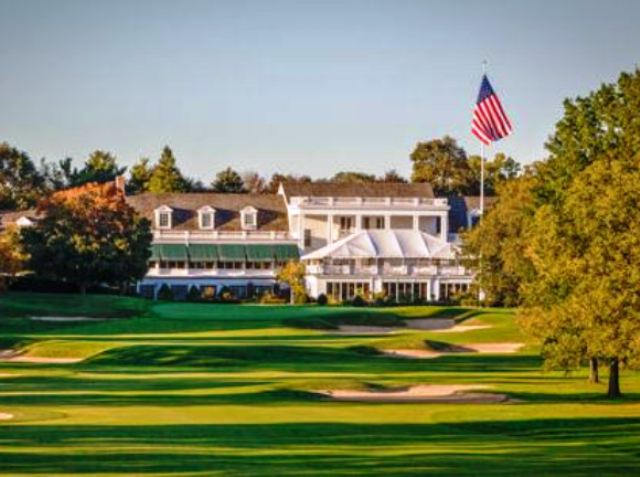 Westmoreland Country Club, Wilmette, Illinois, 60091 - Golf Course Photo