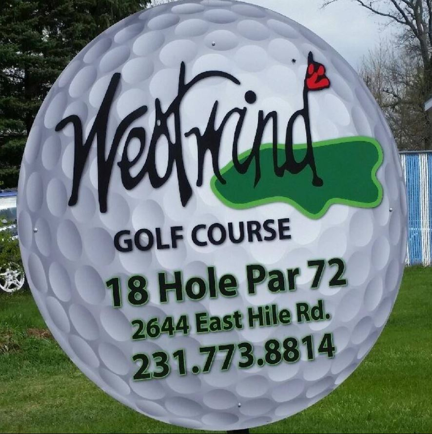 Westwind Golf Course, Muskegon, Michigan,  - Golf Course Photo