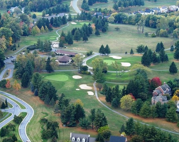 Westwinds Golf Club, CLOSED 2016, New Market, Maryland,  - Golf Course Photo