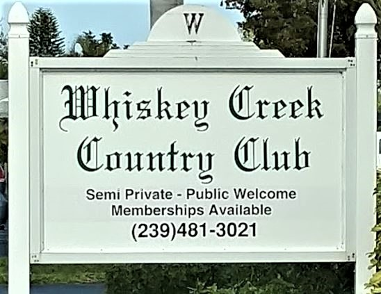 Whiskey Creek Country Club