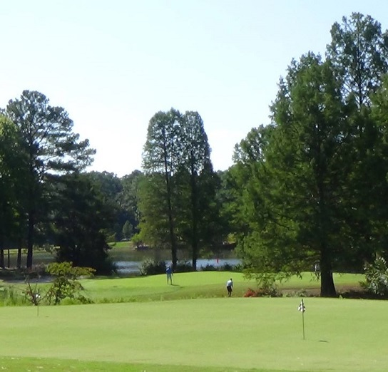 Whispering Woods Golf Course