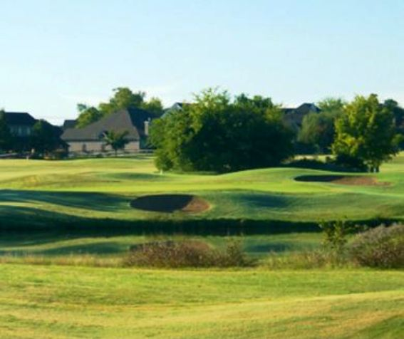 White Hawk Golf Course, CLOSED 2019,Bixby, Oklahoma,  - Golf Course Photo