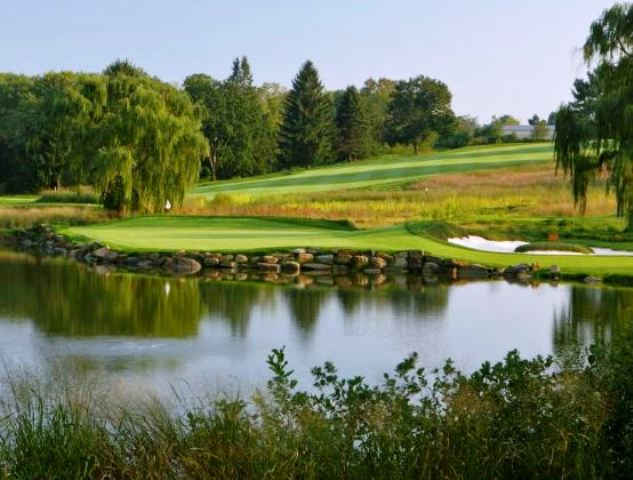 White Manor Country Club,Malvern, Pennsylvania,  - Golf Course Photo