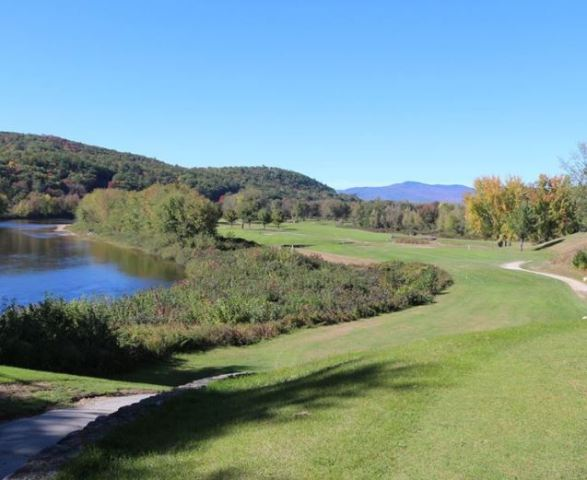 White Mountain Country Club,Ashland, New Hampshire,  - Golf Course Photo