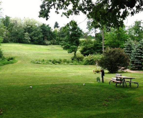 White Oaks Public Golf Course, Hillsdale, Michigan, 49242 - Golf Course Photo