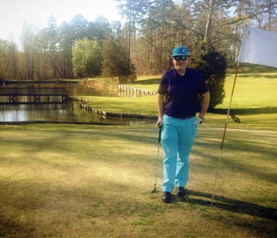 White Oak Par 3, CLOSED 2015,Alexis, North Carolina,  - Golf Course Photo