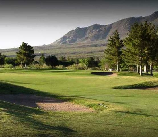 White Sands Golf Course, CLOSED 2016