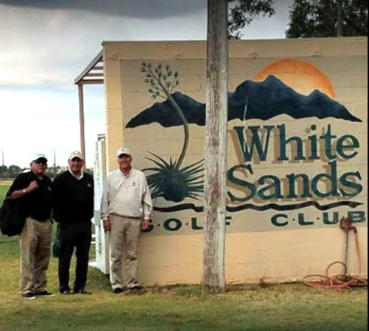 White Sands Golf Course, CLOSED 2016,White Sands, New Mexico,  - Golf Course Photo
