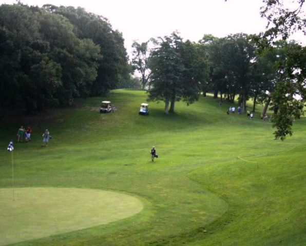 Whitetail Run Golf Course, Fremont, Nebraska,  - Golf Course Photo