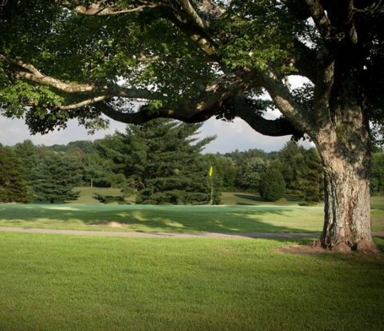 Whittle Springs Golf Course,Knoxville, Tennessee,  - Golf Course Photo