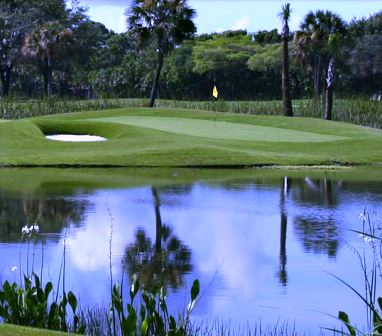 Wilderness Country Club,Naples, Florida,  - Golf Course Photo
