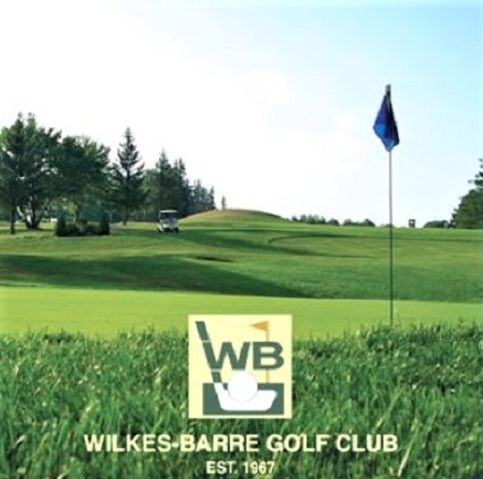Golf Course Photo, Wilkes-Barre Golf Club, Wilkes Barre, Pennsylvania, 18702