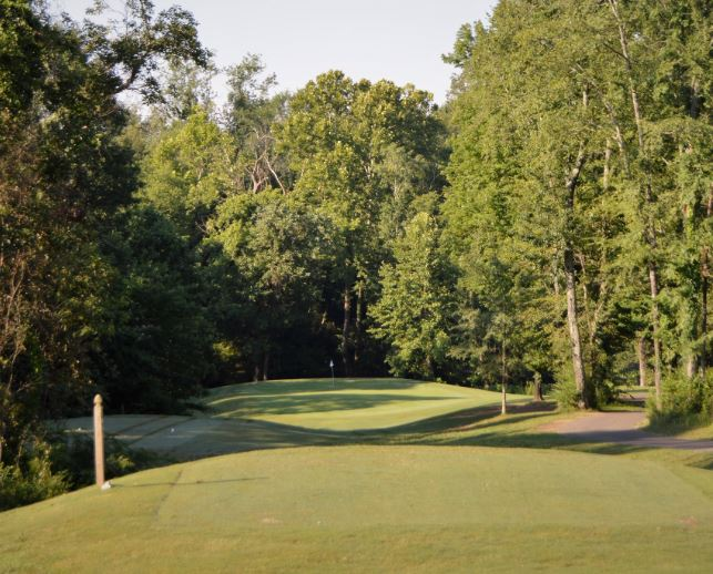 Williams Creek Golf Course, Knoxville, Tennessee,  - Golf Course Photo