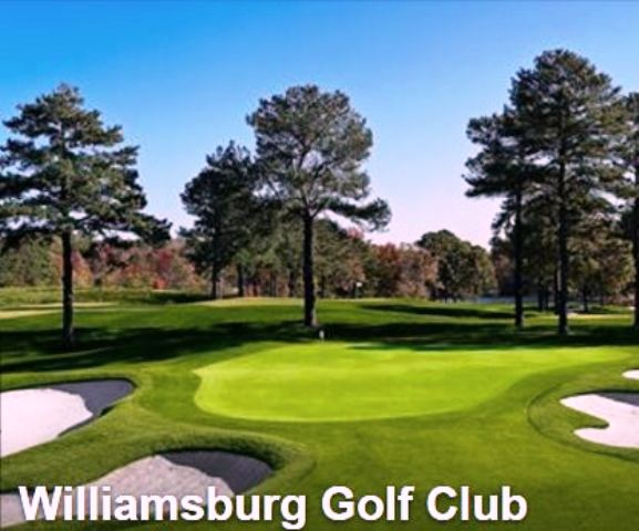 Williamsburg Country Club,Williamsburg, Virginia,  - Golf Course Photo