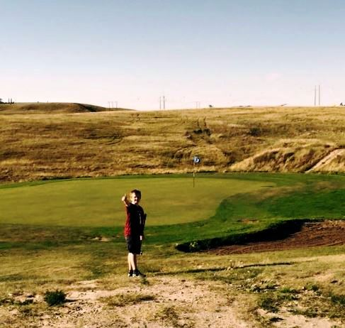 Williston Municipal Golf Course,Williston, North Dakota,  - Golf Course Photo