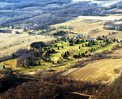 Golf Course Photo, Willow Creek Golf Club, Stockbridge, 49285