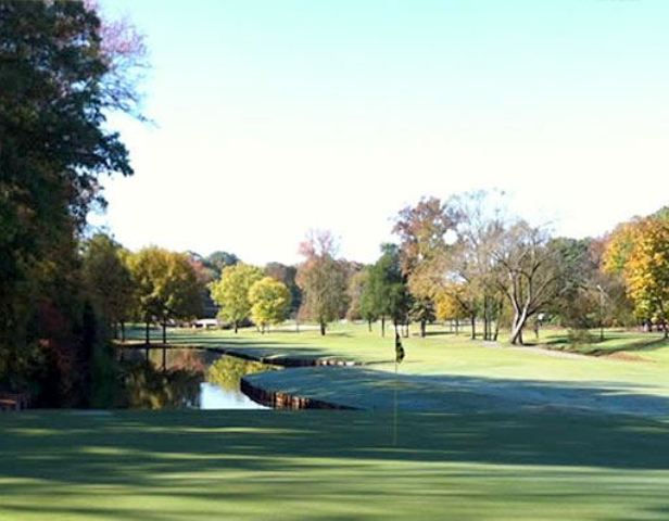 High Point Country Club, Willow Creek Golf Course, High Point, North Carolina, 27265 - Golf Course Photo