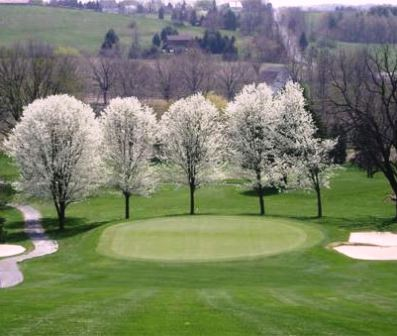 Willow Hollow Golf Course,Leesport, Pennsylvania,  - Golf Course Photo
