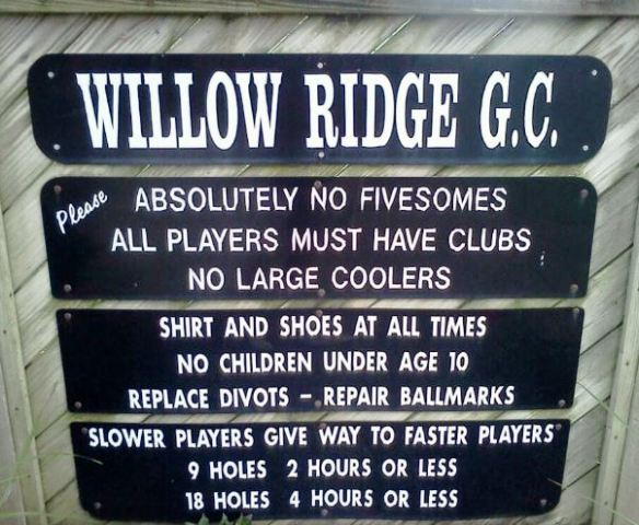 Willow Ridge Golf Course,Fort Wayne, Indiana,  - Golf Course Photo