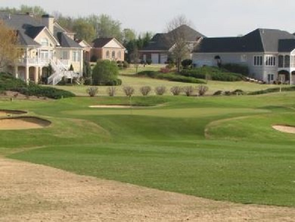 Willow Creek Golf Course, Greer, South Carolina,  - Golf Course Photo