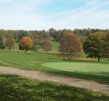 Golf Course Photo, Willowbrook Country Club, Connersville, 47331