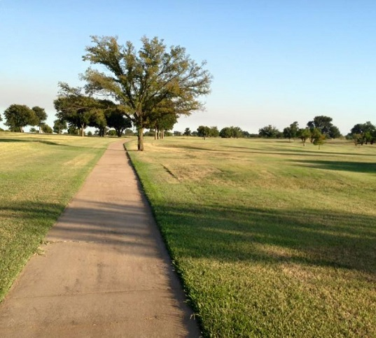 Wind Creek, CLOSED 2014, Sheppard AFB, Texas,  - Golf Course Photo