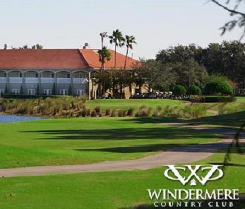 Golf Course Photo, Windermere Country Club, CLOSED 2016, Windermere, 34786