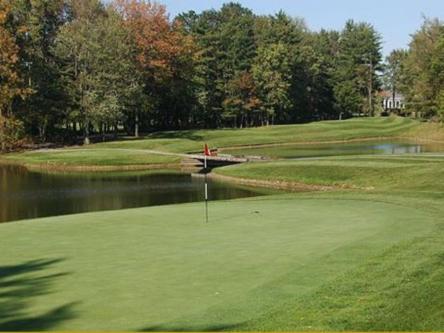 Winding Hollow Country Club, CLOSED 2015, New Albany, Ohio, 43054 - Golf Course Photo