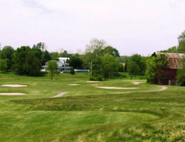 Winding River Golf Club, Indianapolis, Indiana, 46222 - Golf Course Photo