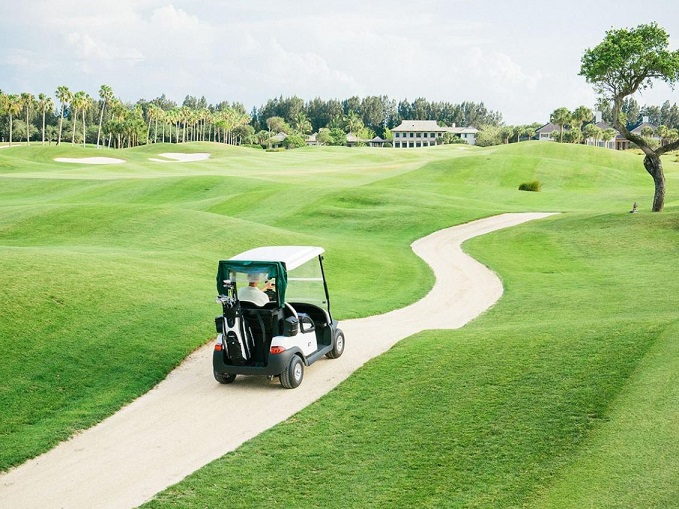 The Windsor Club, Vero Beach, Florida,  - Golf Course Photo