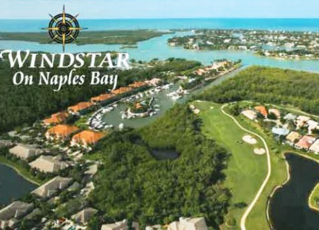 Windstar on Naples Bay | Windstar Golf Course,Naples, Florida,  - Golf Course Photo