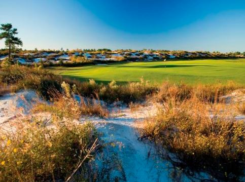 Windswept Dunes Golf Course, Freeport, Florida,  - Golf Course Photo