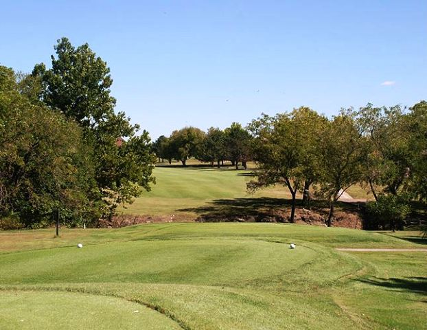 Winfield Country Club, Winfield, Kansas,  - Golf Course Photo