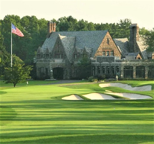 Winged Foot Golf Club, West, Mamaroneck, New York,  - Golf Course Photo