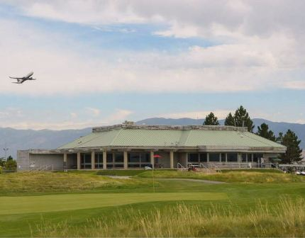 Golf Course Photo, Wingpointe Golf Course, CLOSED 2015, Salt Lake City, 84122