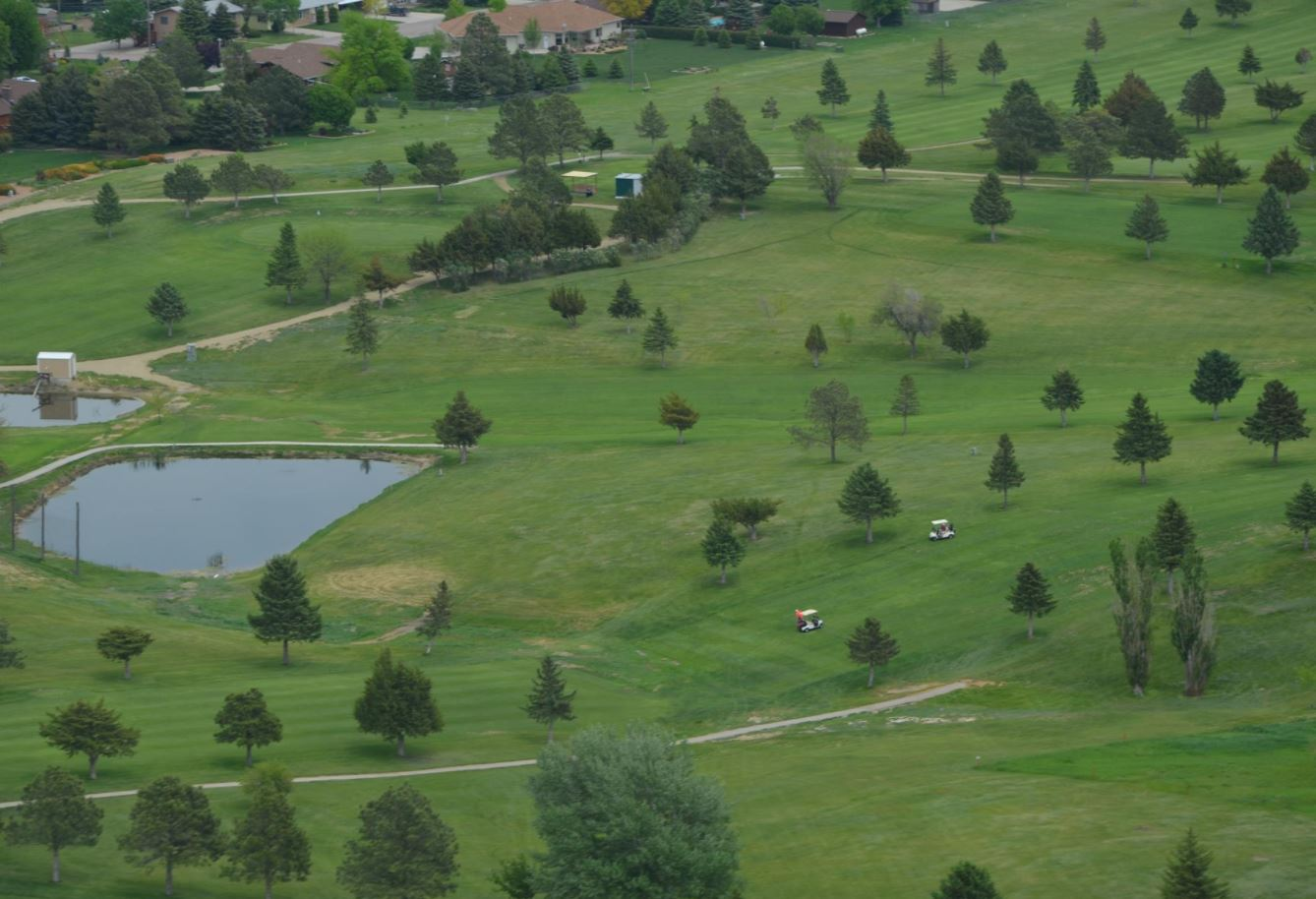 Winner Country Club, Winner, South Dakota,  - Golf Course Photo